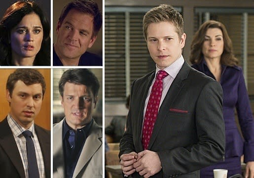 Matt's Inside Line: Scoop on Mentalist, Good Wife, NCIS, Bones, Castle, Once, Vikings and More!