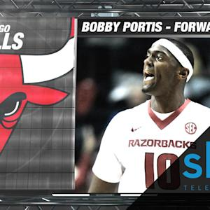 Bulls Select Arkansas' Bobby Portis | NBA Draft Hype Video