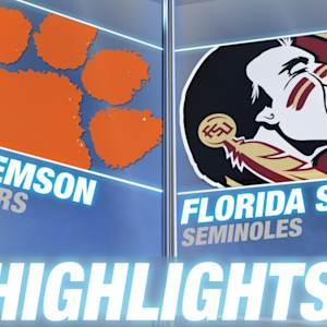 Clemson vs. Florida State | 2014 ACC Football Highlights