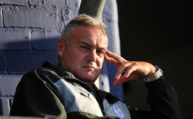 Dave Jones, pictured, has received support from Sheffield Wednesday chairman Milan Mandaric