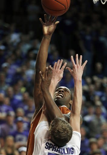 No. 18 K-State relies on bench in rout of Texas