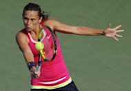 Tennis, Us Open: Vinci per la prima volta ad ottavi, ora c&#39; Radwanska