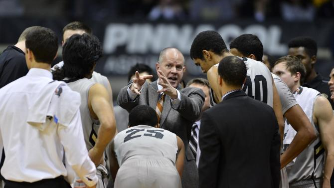 NCAA Basketball: California at Colorado