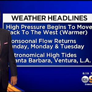 Rich Fields' Weather Forecast (July 11)