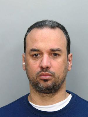 This file photo provided by the Miami Dade Corrections and Rehabilitation Department shows Alberto Morales. Morales who escaped in Texas after stabbing a detective with his eyeglasses was fatally shot early Saturday, Feb. 16, 2013 after refusing to cooperate with officers and lunging at them, police said in Grapevine, Texas (AP Photo/Miami Dade Corrections and Rehabilitation Department )