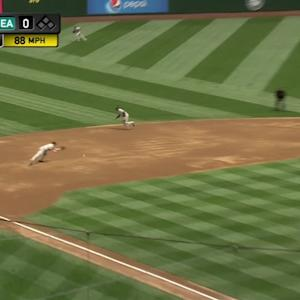 Headley's diving snag