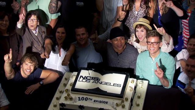 """NCIS: Los Angeles"" celebrates 100th episode"