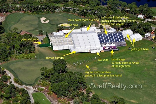 michael married yvette prieto celebrated in a really big tent don t