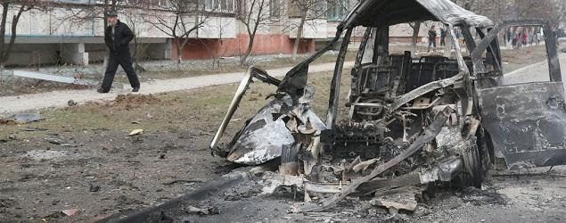 Ukraine intercepts calls by pro-Russian rebels
