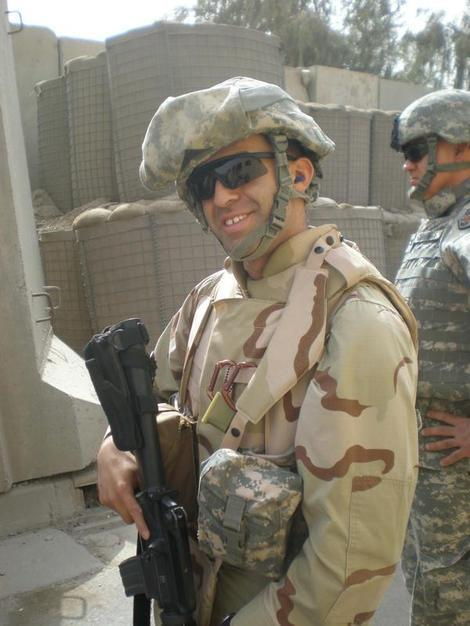 First Person: Forever Changed After Service in Iraq