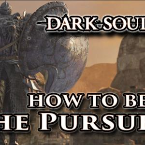 How to beat The Pursuer - Dark Souls II - Boss Walkthrough Guide
