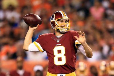 Kirk Cousins expected to be Week 1 starter for Washington, per report