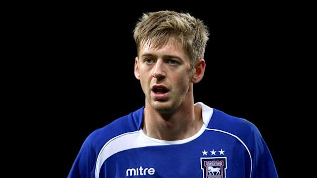 FOOTBALL Ipswich striker Jon Stead