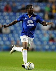 Former Everton player Femi Orenuga is having a trial at Carlisle