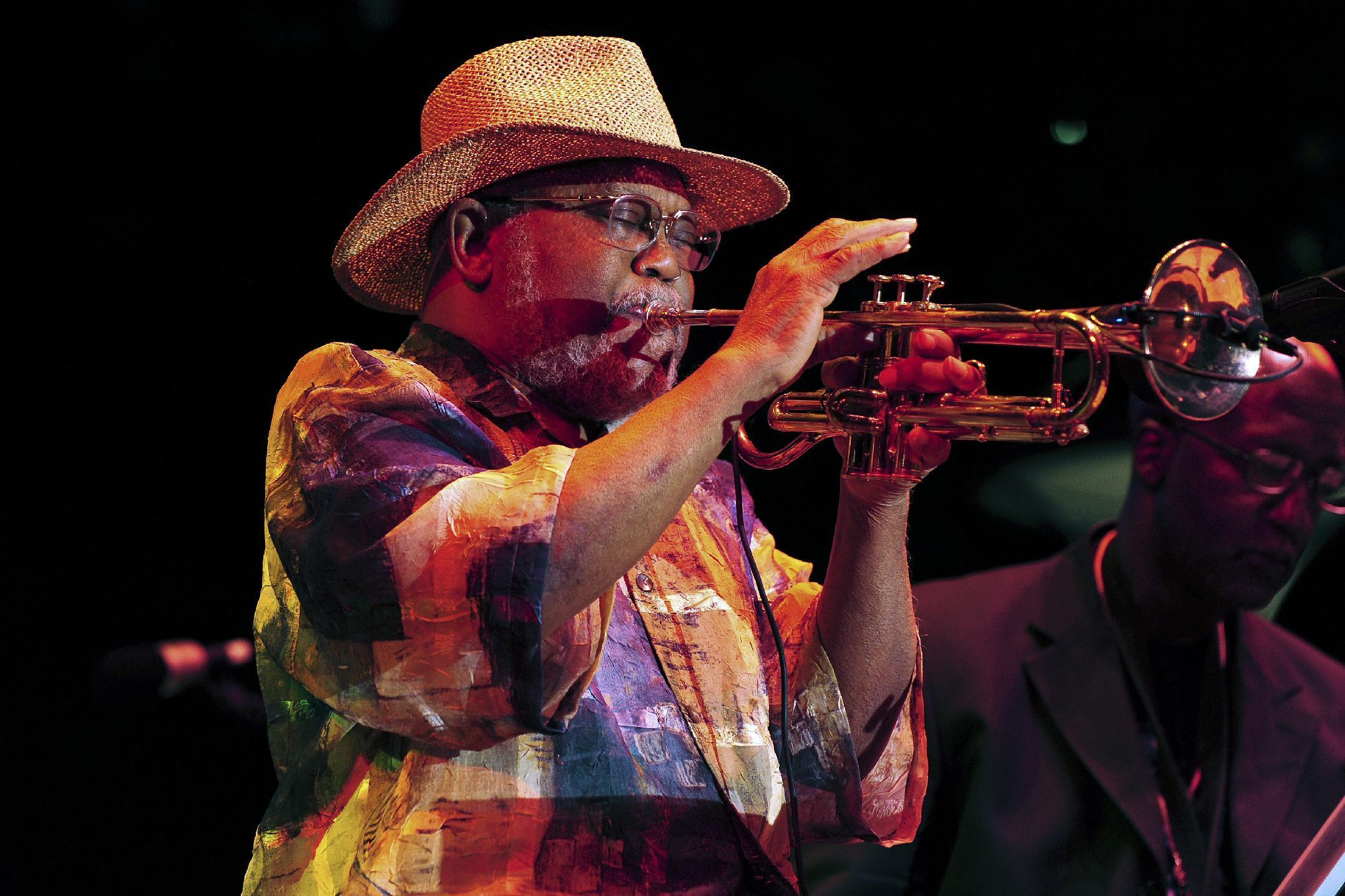 Famed Detroit jazz trumpeter Marcus Belgrave dies at 78