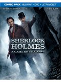 Sherlock Holmes: A Game of Shadows Box Art