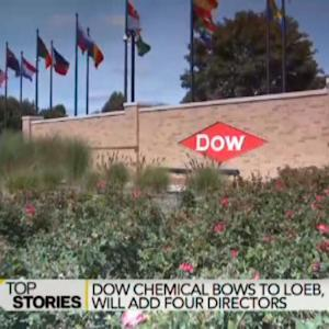 Sotheby's, Dow Chemical Provide Double Wins for Dan Loeb