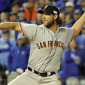 Jim Rome: Madison Bumgarner dominates