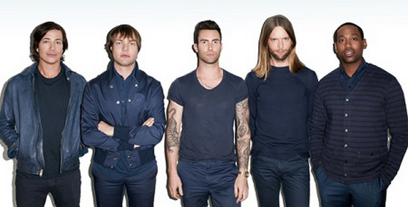 "Maroon 5 : Maroon 5 : bientôt le single ""One More Night"" en radio"