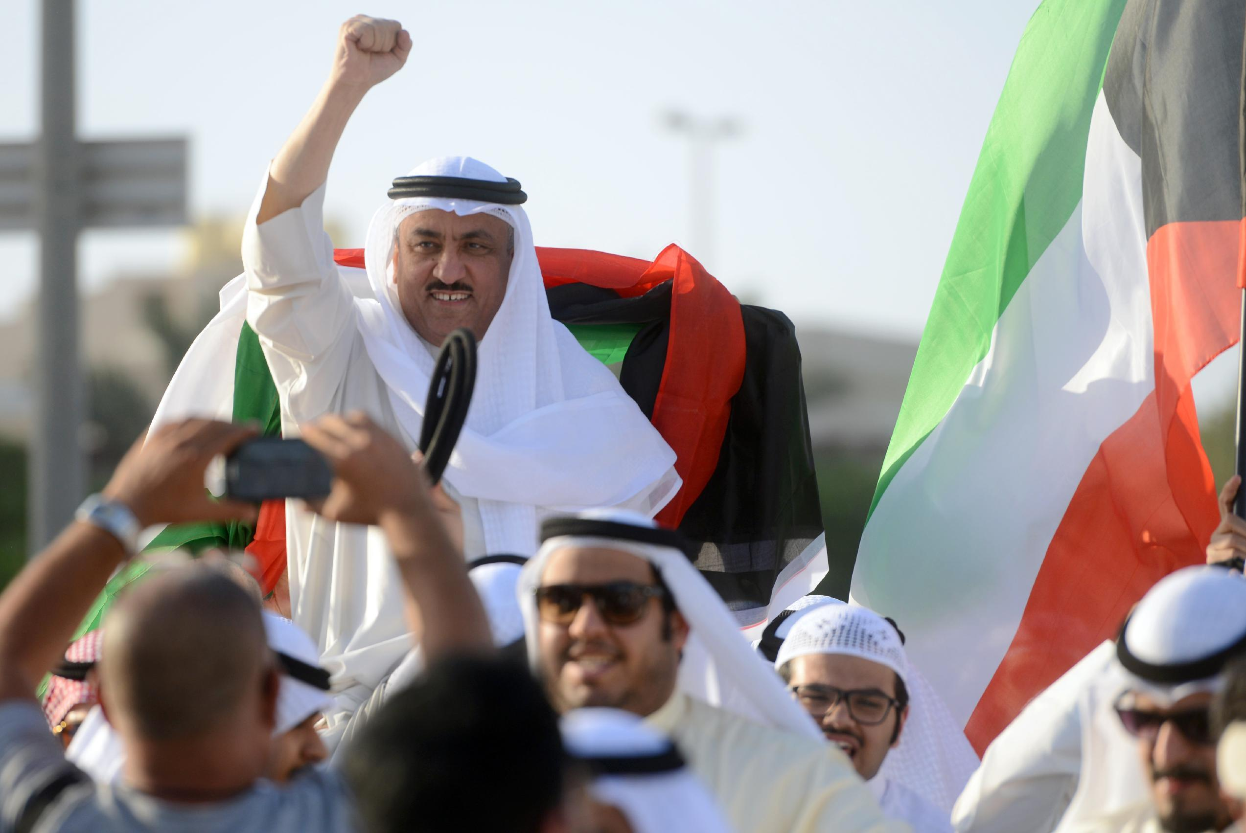 Top court frees leading Kuwait opposition figure on bail