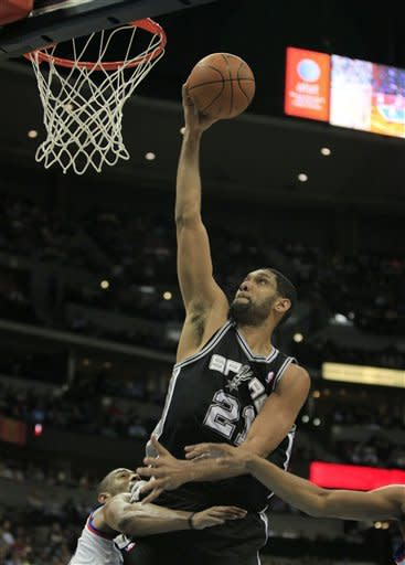 Blair scores 28 as Spurs beat Nuggets 114-99
