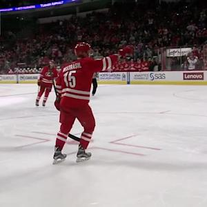 Nestrasil's second goal of game
