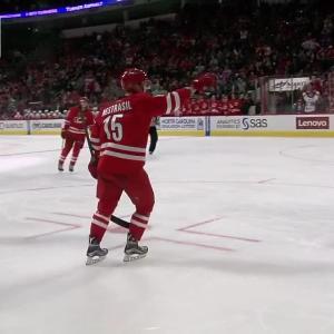 Nestrasil's second goal of game