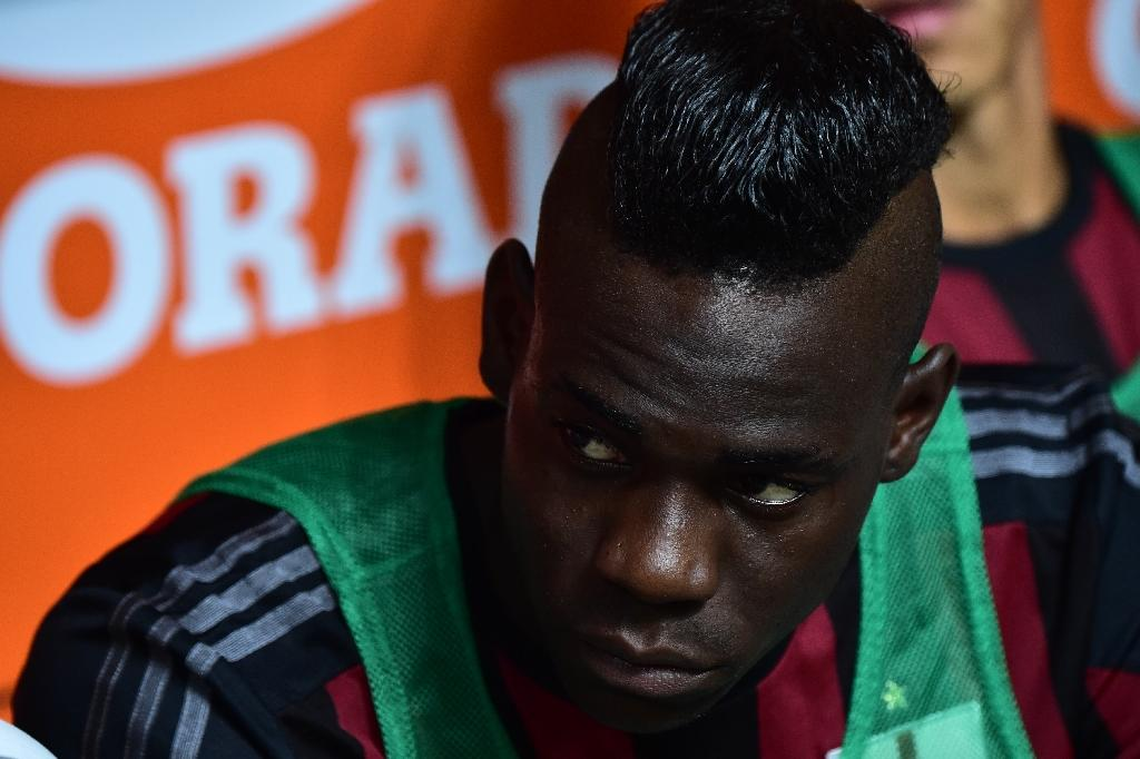 Italy snub Balotelli for Euro 2016 qualifiers