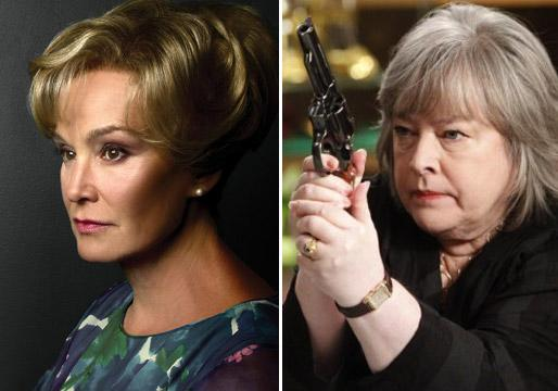 Exclusive: American Horror Story Season 3 Pits Jessica Lange Against… Kathy Bates!