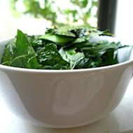 Food Swaps Kale Chips