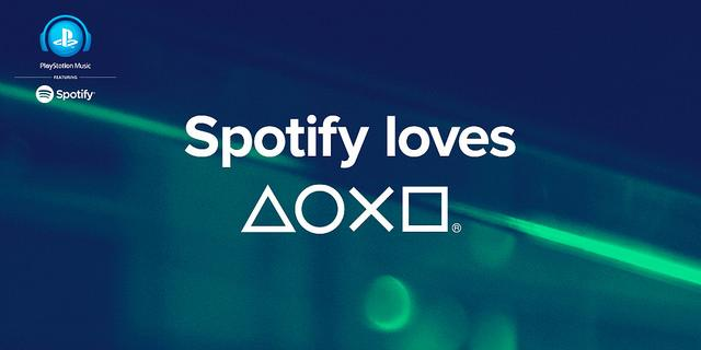 PS4 Music Streaming Through Spotify Goes Live