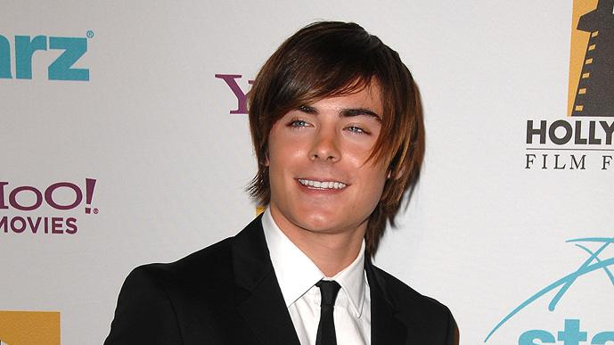 Hollywood Film Festival Awards 2007 Zac Efron