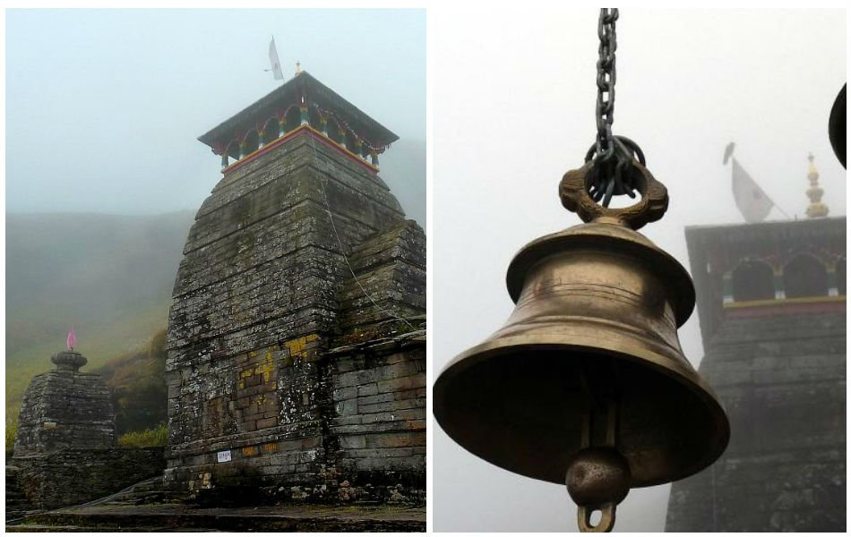 Tungnath Tungnath, at 12,073 above mean sea level, is the highest Shiva temple in the world, discounting perhaps the Amarnath Cave shrine near Srinagar, Kashmir, which is situated at an altitude of 12,756 feet. Tungnath is second in importance among the five mountain shrines collectively known as the Panch Kedar and is situated in Uttarakhand's Garhwal Himalaya. See more photos of Tungnath&gt;&gt; 