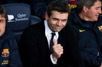 Vilanova: Lack of competition hurt Barca