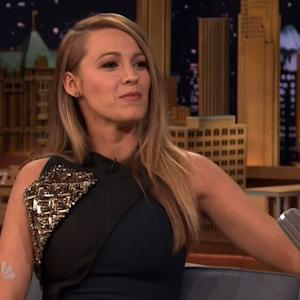 Blake Lively and Ryan Reynolds Are 'Total Rivals' Over James's First Word