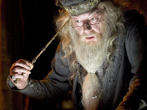 Professor Dumbledore, Harry Potter