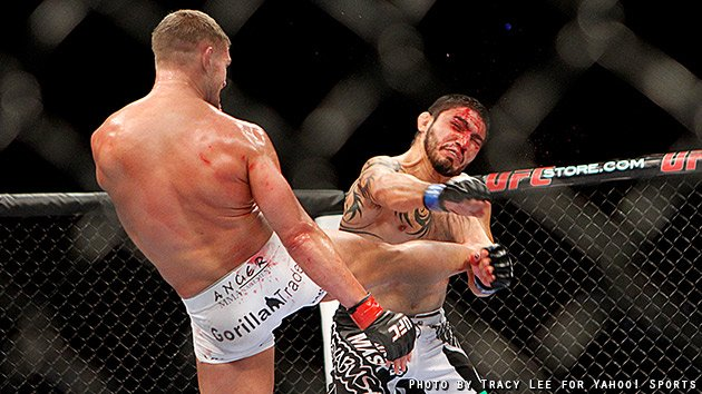 Daron Cruickshank vs. Henry Martinez