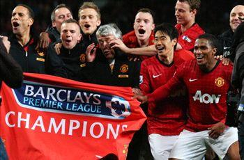 Manchester United title parade will kick off at Old Trafford