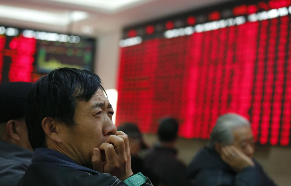 Chinese stimulus hopes give markets a boost