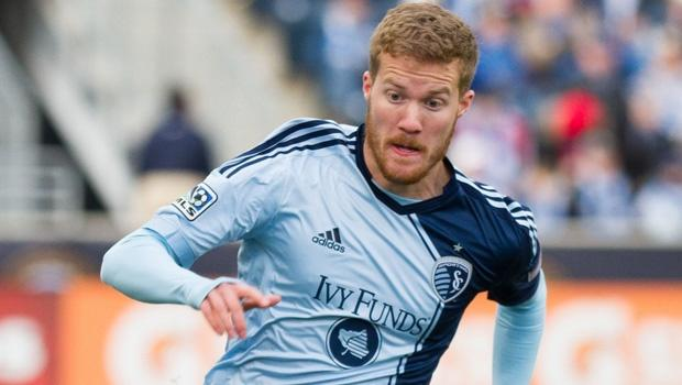 Young Sporting Kansas City midfielder Uri Rosell showing he has the skills, brains to be a star