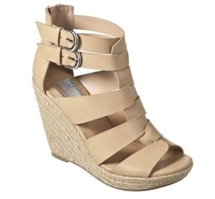 Dolce Vita for Target Rope Wedge Sandal