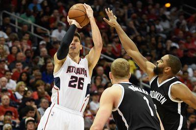The Hawks' offense is collapsing in the playoffs