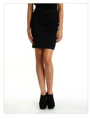 Love Culture Banded Skirt