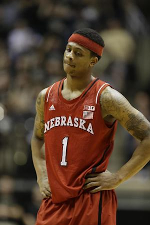 Huskers dismiss 3rd-leading scorer Deverell Biggs