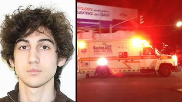 Boston police: Bombing suspect is in custody