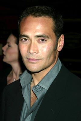Mark Dacascos at the New York premiere of Warner Brothers' Cradle 2 The Grave