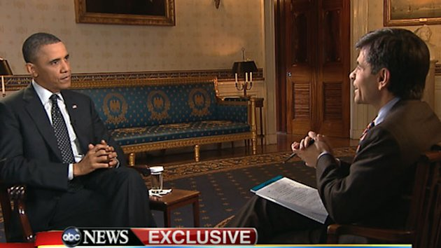 President Obama: There Is No Debt Crisis (ABC News)