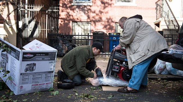 Price Gouging Post-Sandy on Craigslist (ABC News)