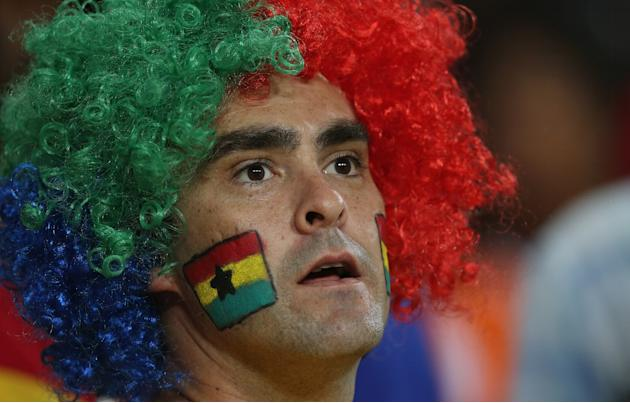 Mali v Ghana - 2013 Africa Cup of Nations Third Place Play-Off