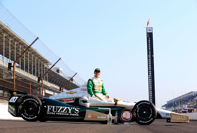 Indianapolis 500 - Qualifying